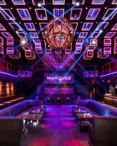 Marquee New York Venue Photo