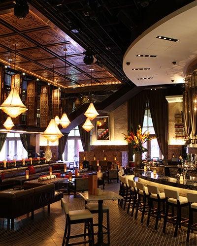 Lavo Las Vegas Restaurant