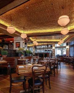 Interior Lavo Singapore