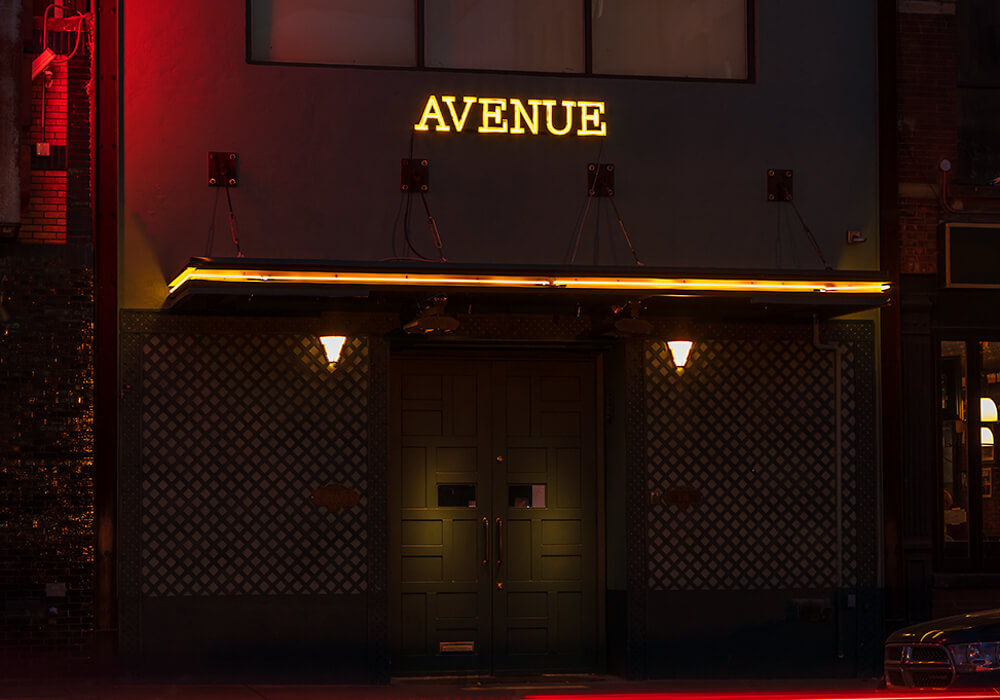 Exterior Image of Avenue New York