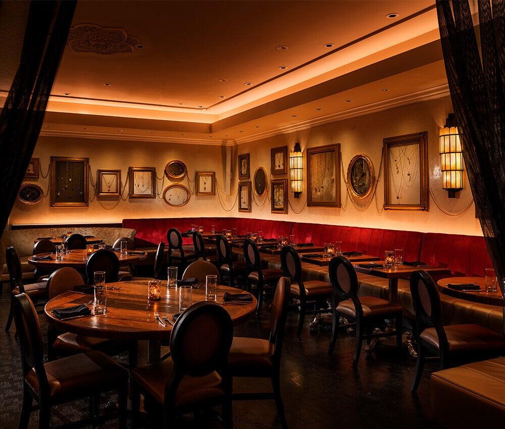The Lockett Dining Room