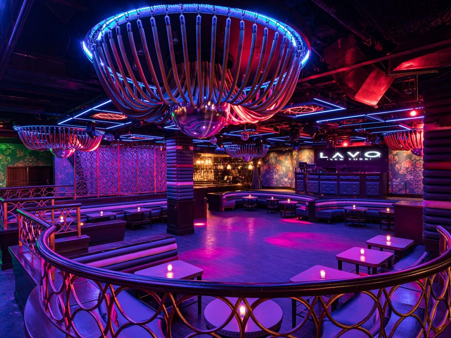 Lavo Nightclub 5