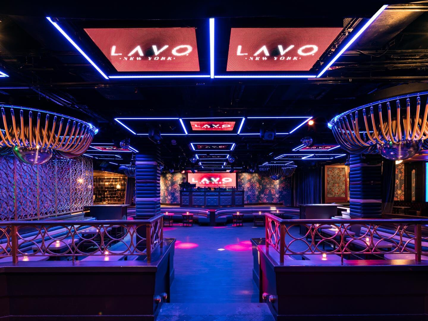 Lavo Nightclub 4