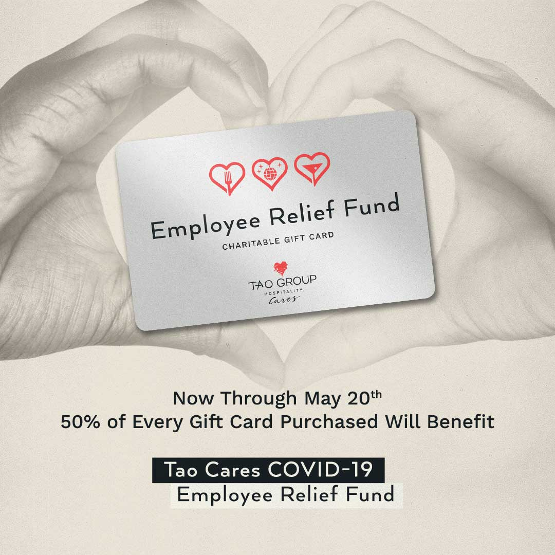 Relief Fund Gift Cards