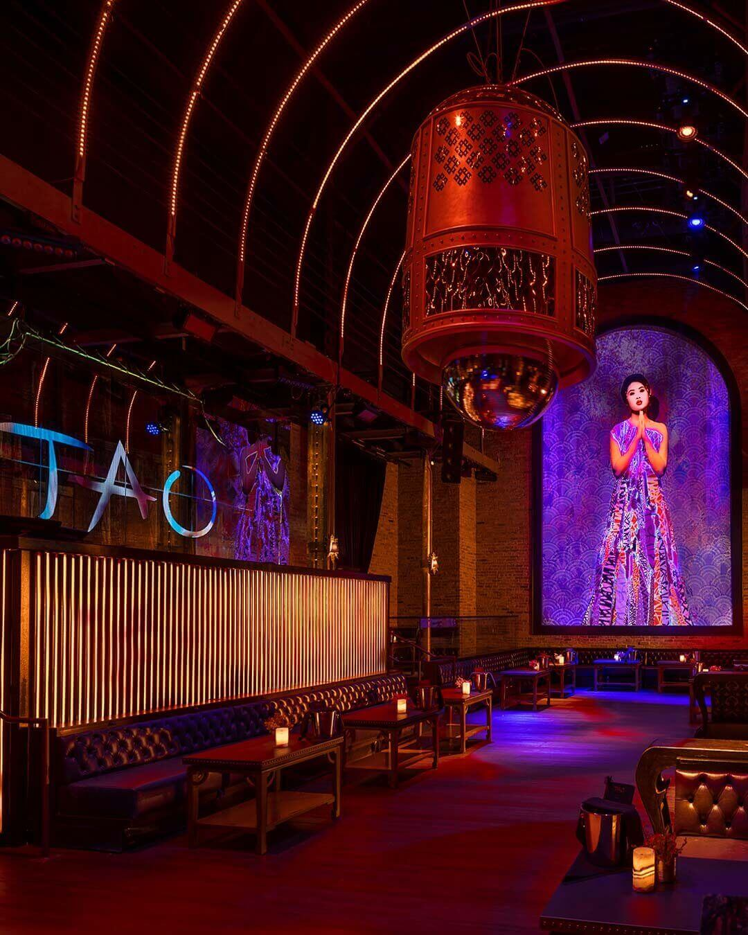 TAO Chicago Nightclub