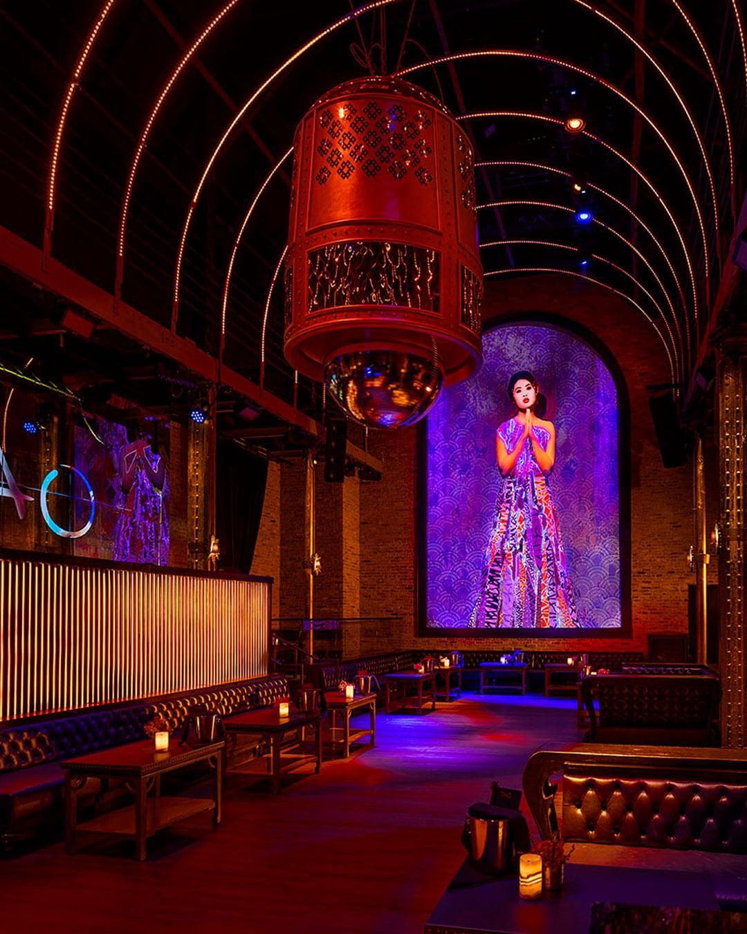 TAO Chicago Nightclub