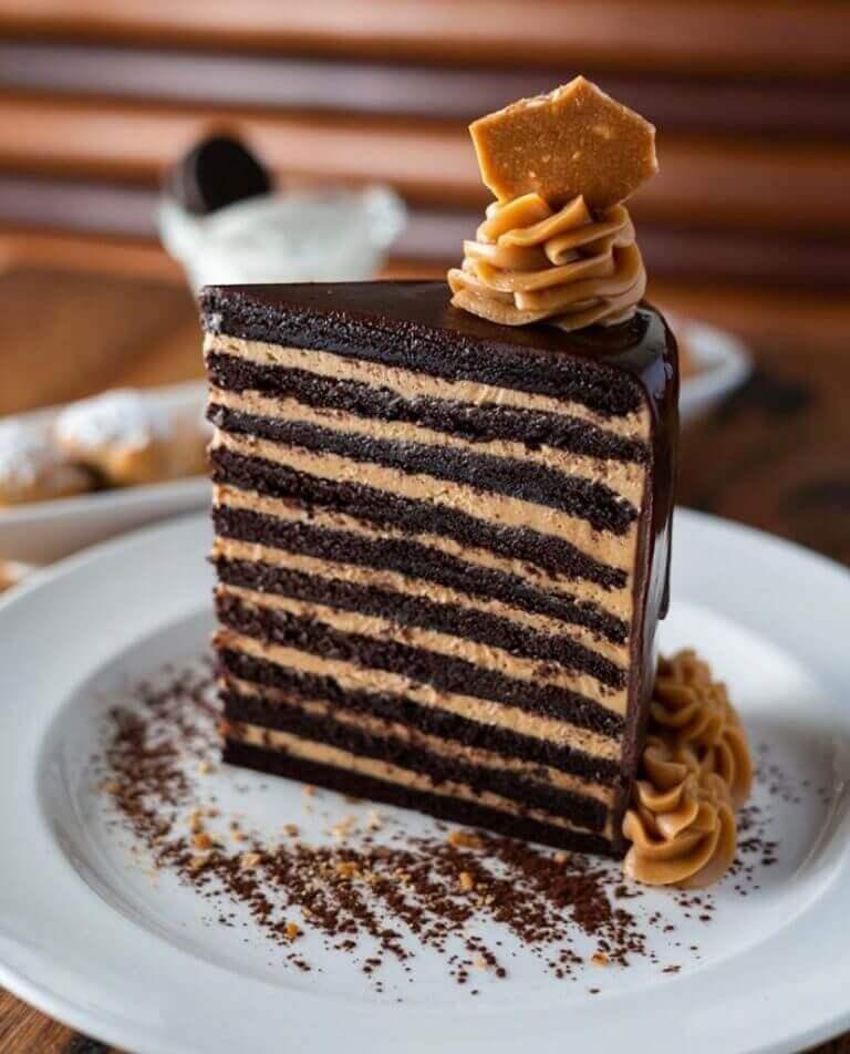 lavo 20 layer cake