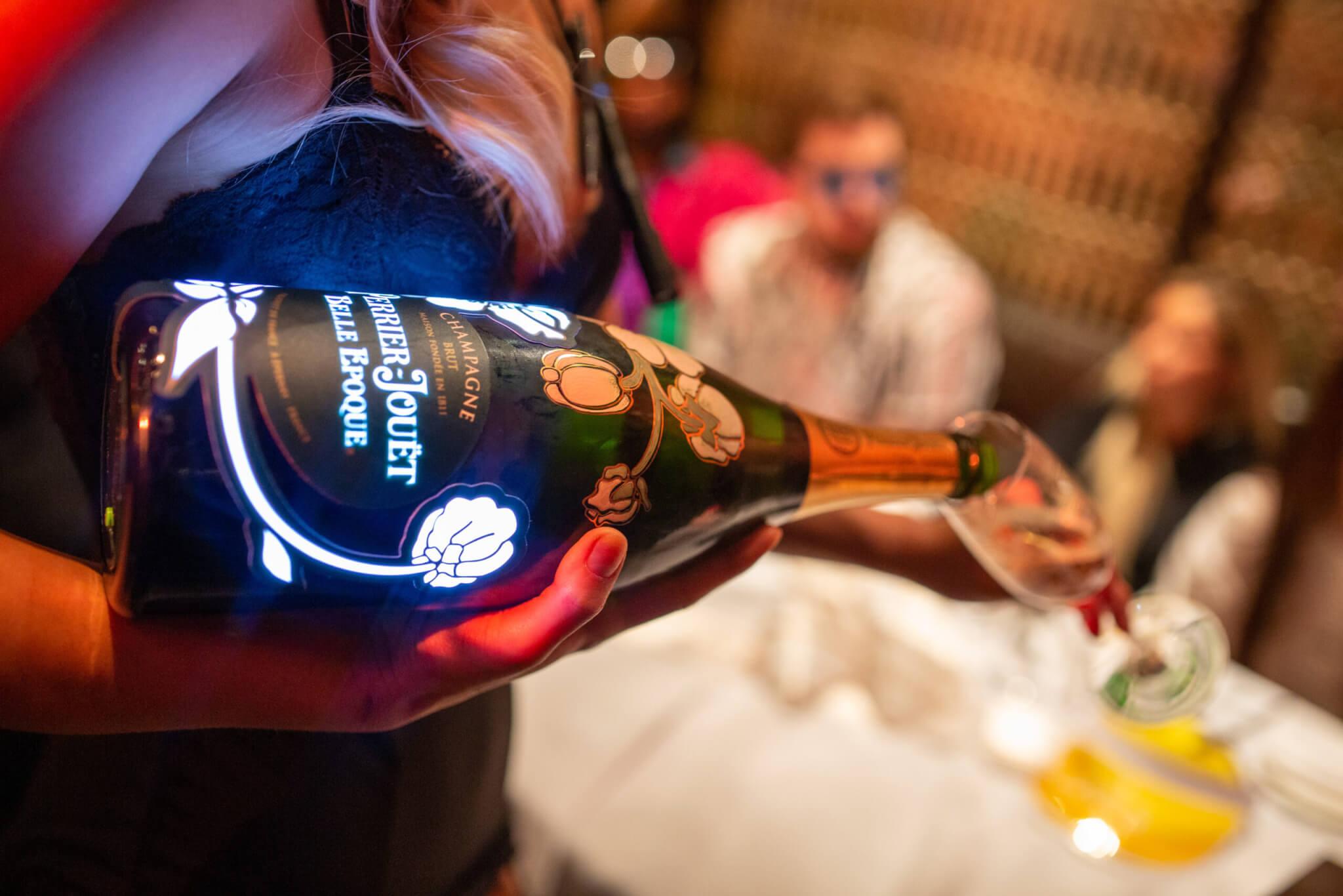 champagne brunch las vegas