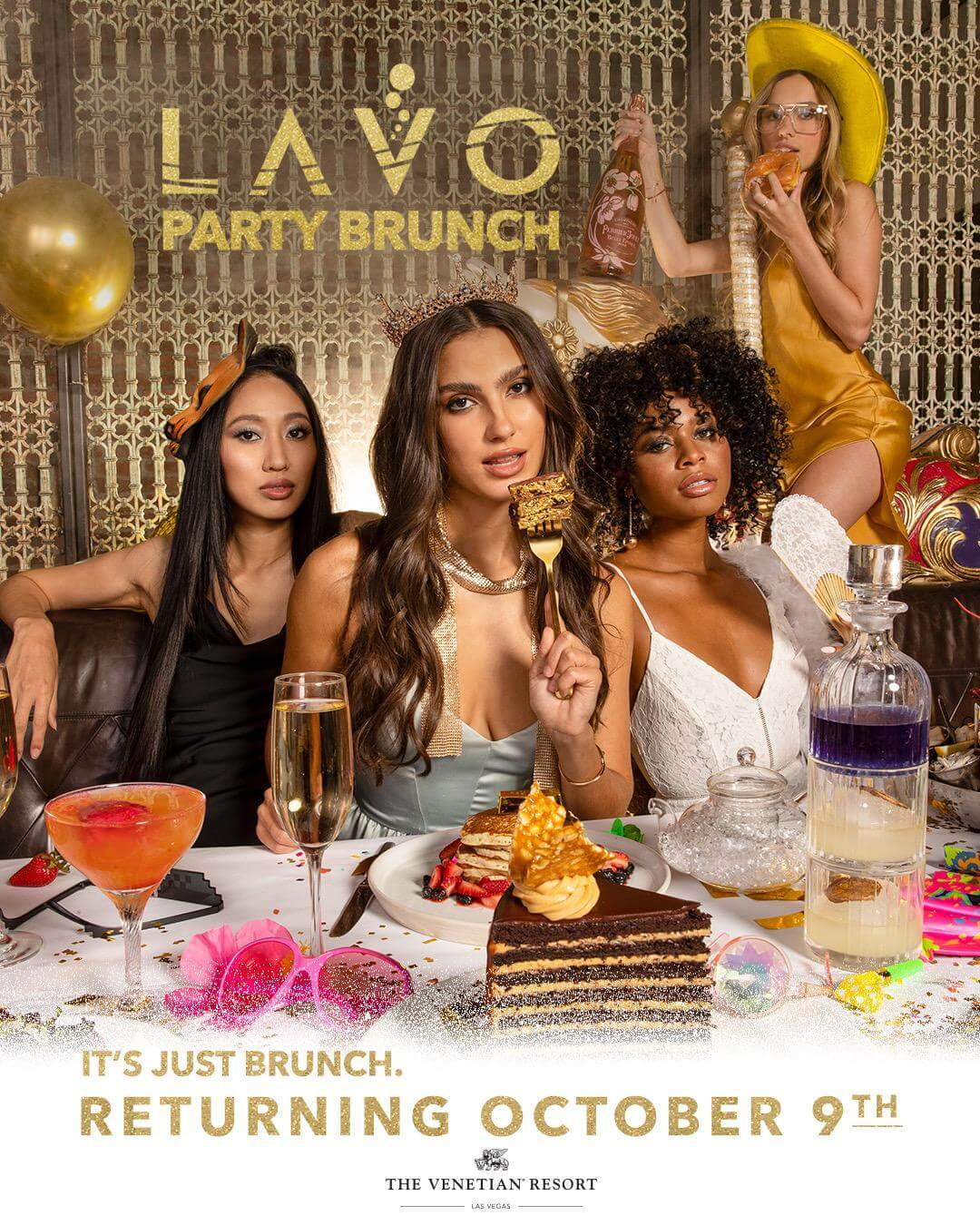 LAVO PARTY BRUNCH 2021