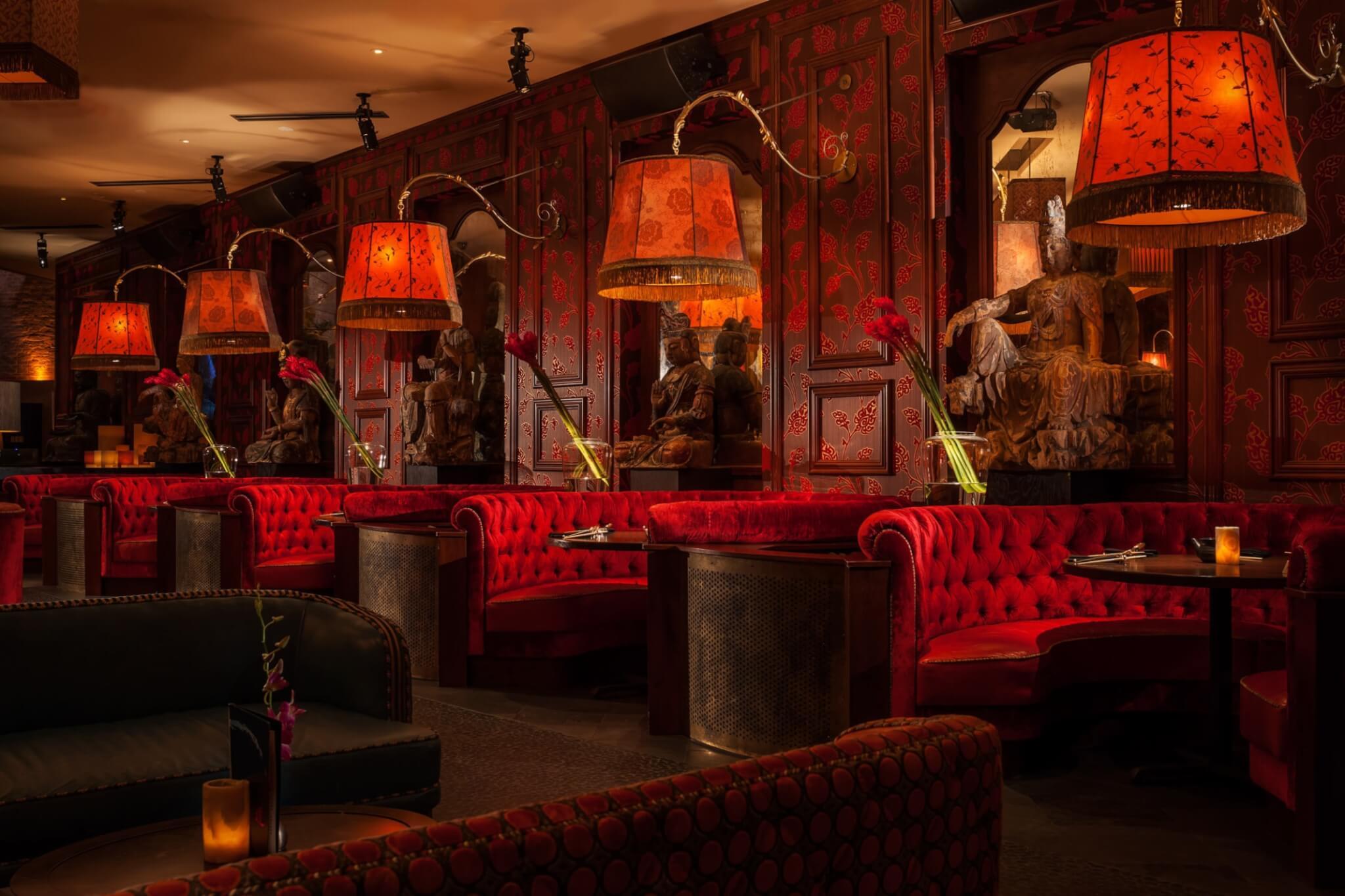Tao Asian Restaurant Las Vegas Lounge