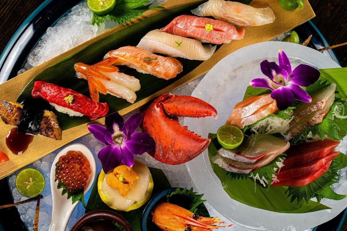 tao las vegas sushi
