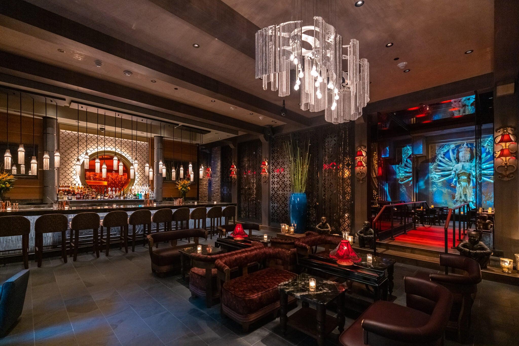 TAO Mohegan Lounge