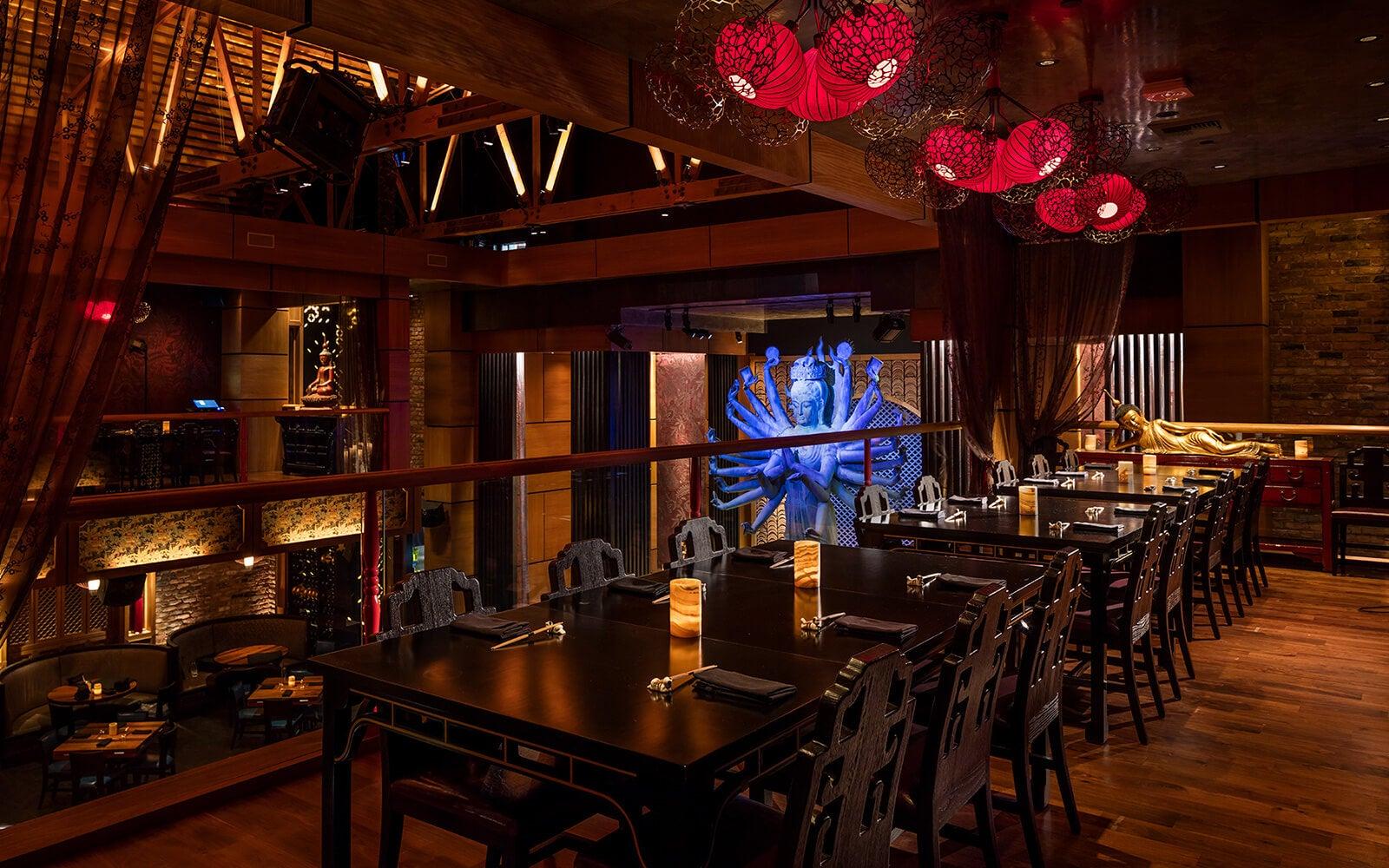 TAO LA Private Dining