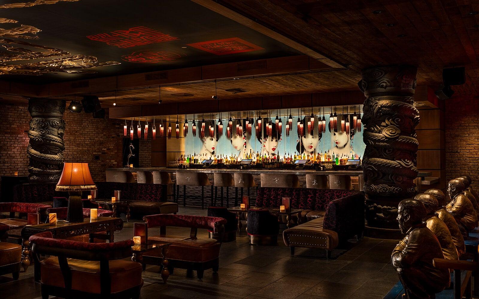TAO LA Dragon Bar
