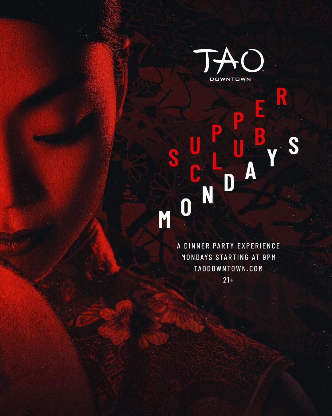 Supper Club Mondays