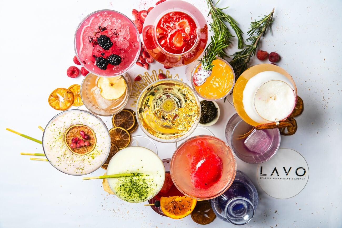las vegas craft cocktails