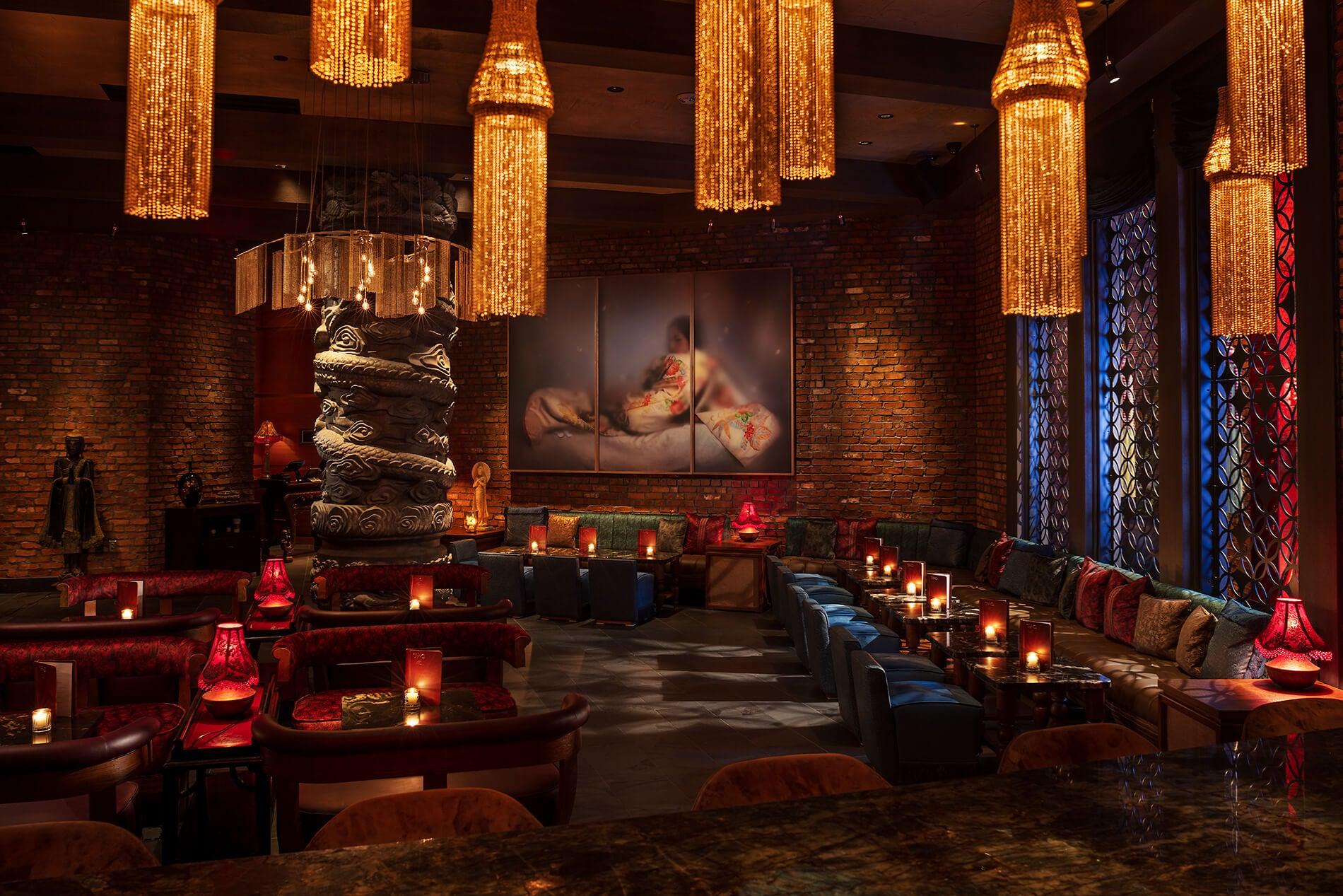 TAO Mohegan Sun Lounge