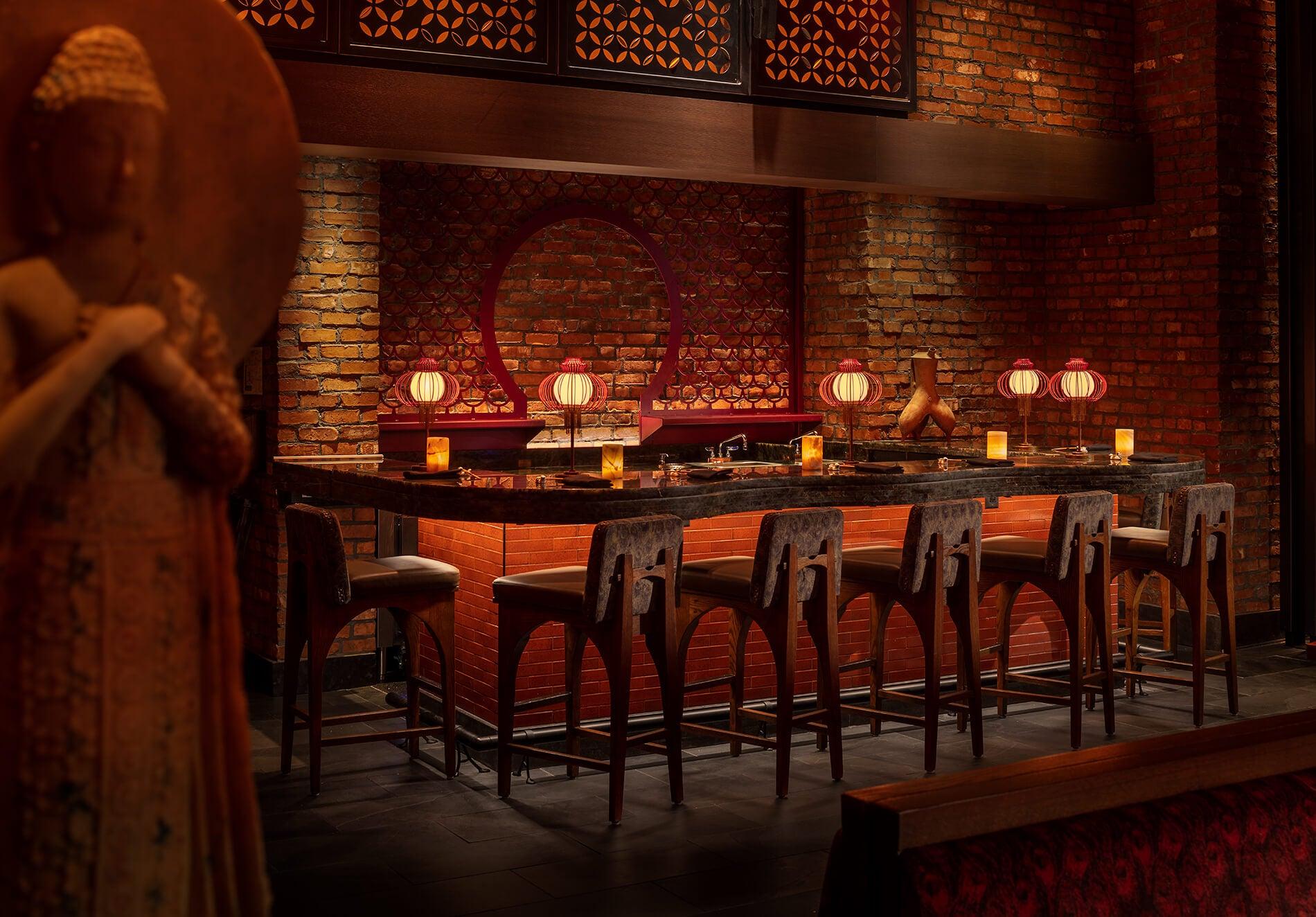 TAO Mohegan Sun Sushi Bar